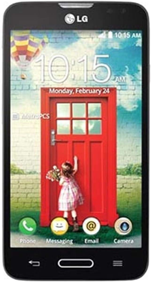B00JU2X5VU LG Optimus L70 (MS323) Metro PCS Smartphone 61GG2BiojMOL