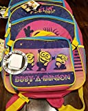 Despicable Me Girls' 16 Inch Backpack with Detachable Review and Comparison