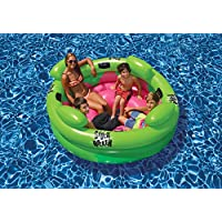 Eje de balancín inflable para piscina, modelo # 9056