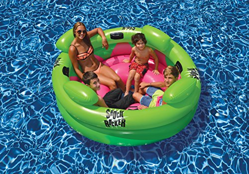 Inflatable Swimming Pool Shock Rocker, Model # - Inflatable Rocker
