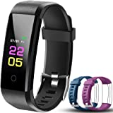 OumuEle Fitness Tracker Hr, Kids Activity Tracker Watch Android with Heart Rate Monitor, Fit Tracker Watch with Sleep…