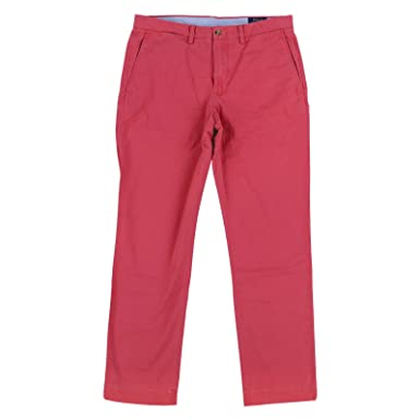 e2cacd20814b Polo Ralph Lauren Mens Stretch Straight Fit Chino Pants (34x34 ...