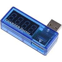 HOMYL Digital Display Mini USB Power Current and Voltage Detector Charger 3.5V-7V 0-3A