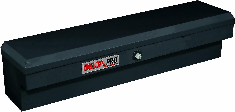 Delta Pro PSN1452002 Black 58-1//2 Long Lid Steel Innerside Truck Box