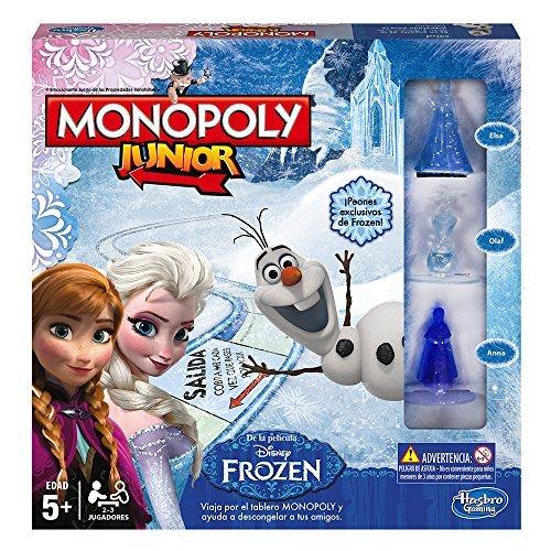 Juego de Mesa Frozen