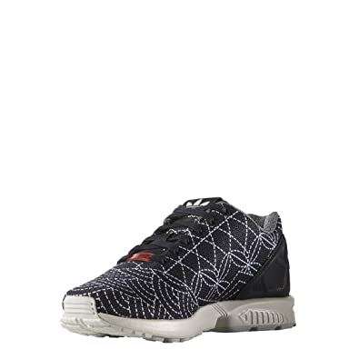 2e1c0a1a3 adidas Originals ZX Flux Womens Trainers S75629  Amazon.co.uk  Shoes   Bags