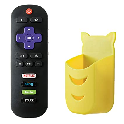 Amazoncom Remote Control For Tcl Roku Tv 32s305 49s405 49s403