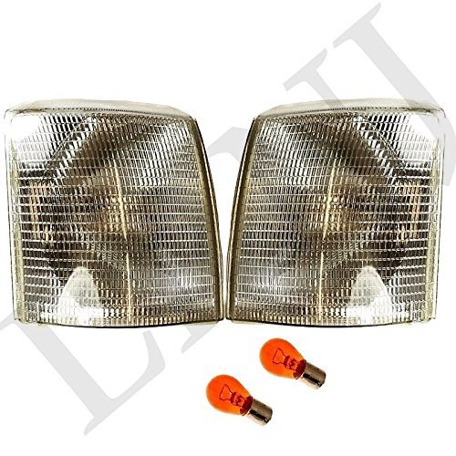 LAND ROVER RANGE ROVER P38 1995-2002 FRONT INDICATOR LAMP SET PART: XBD100920 & XBD100930