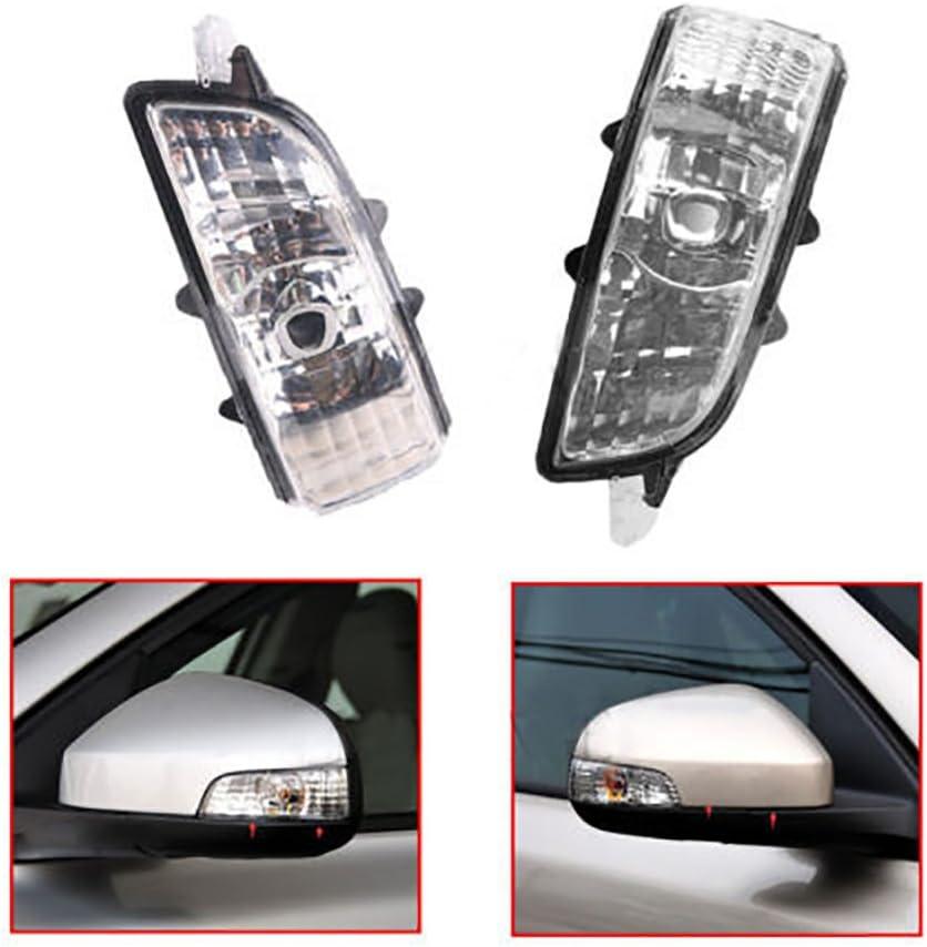 Right Mirror Turn Signal Light Lamp For Volvo S40 S60 S80 C30 C70 V50 V70