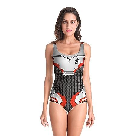 Bikini de Traje de baño para Mujer, Traje de baño de Quantum ...