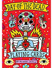 Playing Cards: Day of the Dead: (Dia de los Muertos; Standard card deck)