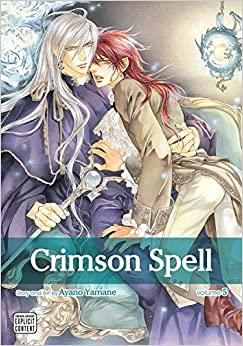 Crimson Spell, Vol. 5 by Ayano Yamane (2014-08-12)