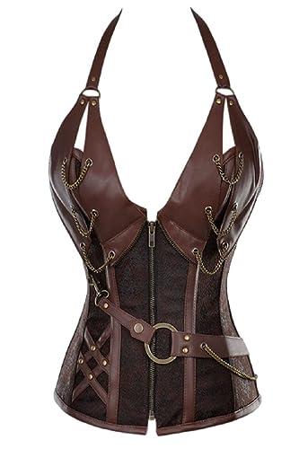 Saphira moda. Corsé. estilo medieval. Corset