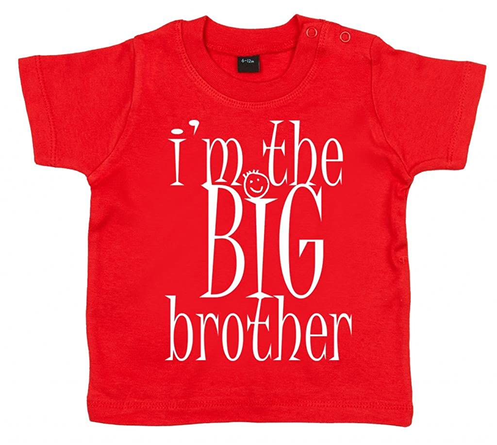 IiE, I'm the BIG Brother, Baby Boy T-shirt I' m the BIG Brother