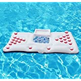 Beer Pong Piscine gonflable Table Float 170CM MAPLE