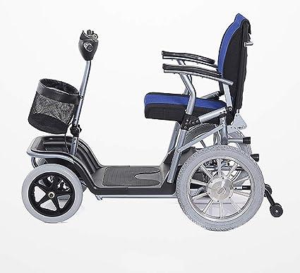 CSCR Scooter Portátil De Movilidad, para Los Ancianos Y ...