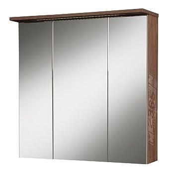 Spiegelschrank, Badezimmerschrank, Badschrank, Spiegeltürenschrank ...
