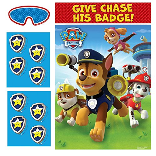 (Paw Patrol Party Game, Party)