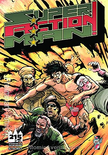 super-action-man-loudmouth-1-vf-nm-215-ink-comic-book
