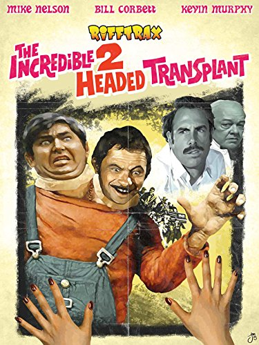 Rifftrax  Incredible 2 Headed Transplant