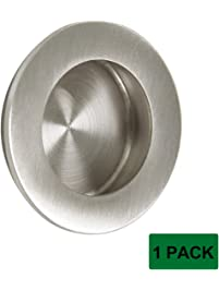 probrico recessed stainless steel flush pull