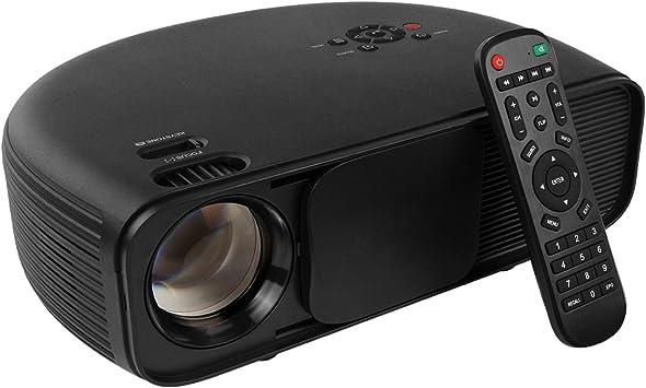 Amazon.com: FastFox Video Projector 3200 Lumen 1280x800 ...