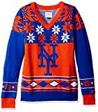 FOCO MLB Women's V-Neck Sweater