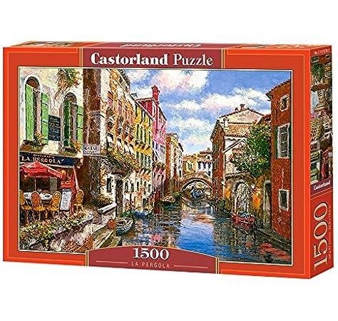 Castorland Tower Bridge 1500 pcs Puzzle - Rompecabezas (Puzzle ...