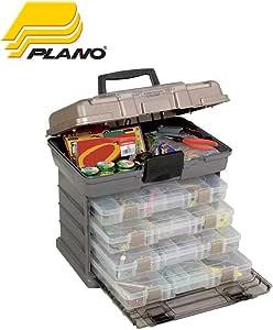 Concept Pro Pesca Plano 1374 - Caja de almacenaje: Amazon.es: Deportes y aire libre