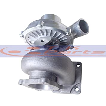 tkparts nueva rhc6 114400 - 2720 vb240044 Turbo cargador para Hitachi EX200 - 2 EX200 - 3 excavadora 6bd1-t Motor: Amazon.es: Coche y moto