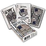 Bicicleta La Bandera Americana Cubierta Tamaño Estándar índice Naipes De Póquer, la Bandera Americana de la Cubierta