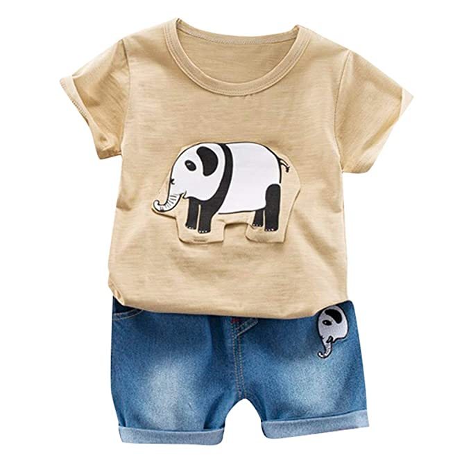 Amazon.com: Iuhan - Juego de ropa de juego para bebés, niños ...