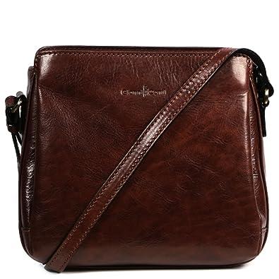 Andria Womens Messenger Tasche One Size Braun Gianni Conti FELrhcKj