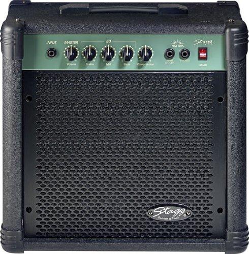(Stagg 40 BA USA 40-Watt Bass Amplifier)