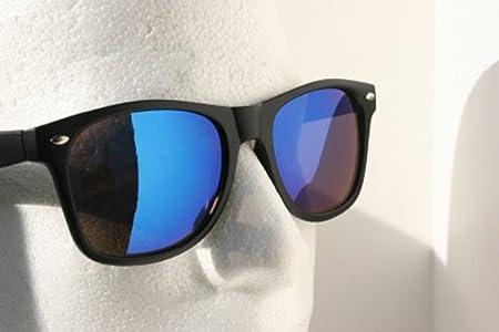 Amazon.com: Ultra enmarcado en negro w/azul oscuro de ...
