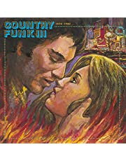 Country Funk Volume 3 1975-1982 (2Lp/Clear Wax With Red & Blue Swirl Vinyl)
