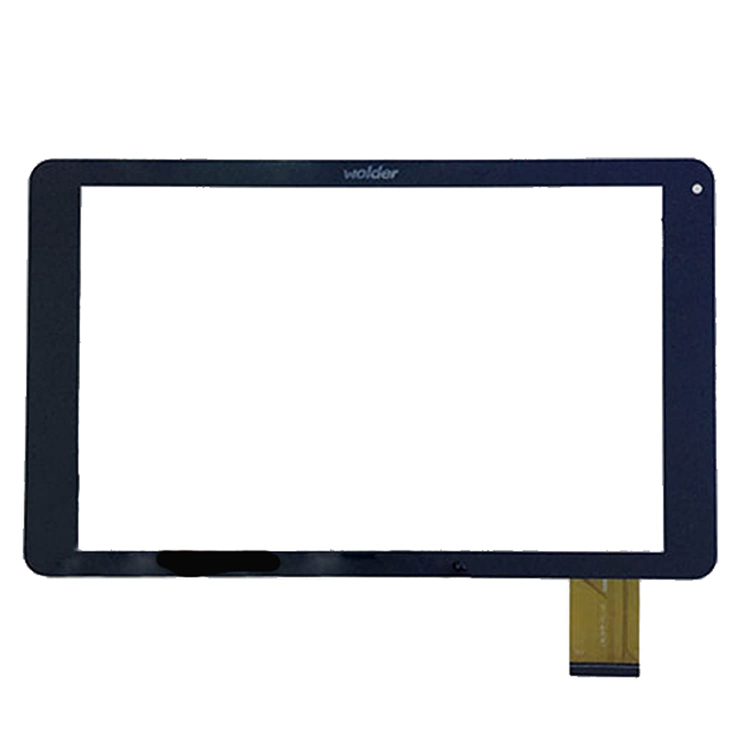 for White//Black ARCHOS 101b Xenon AC101BXEV2 Touch Screen Digitizer Replacement