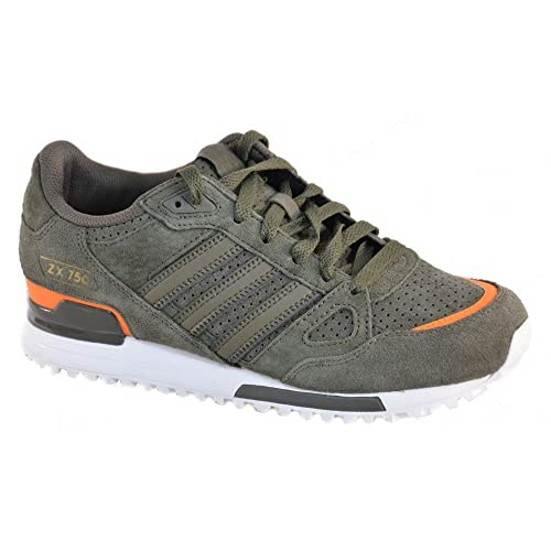 Verde Scarpe Zx it Adidas Originals 1314Amazon 750 Militare 34j5ARqL