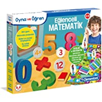 Clementoni 64808 Oyna ve Öğren Eğlenceli Matematik