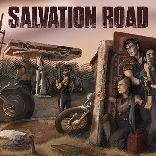 Van Ryder Games Salvation Road ()