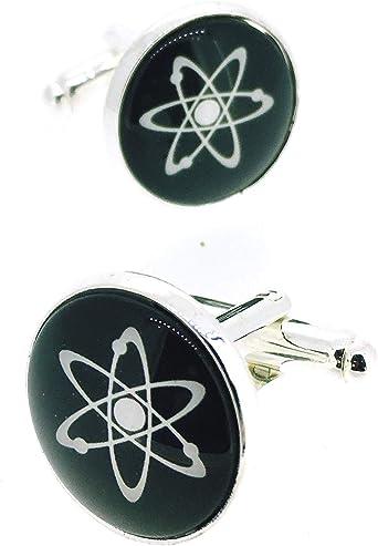 Gemelolandia | Gemelos de camisa Magglass Atomo Neutro ...