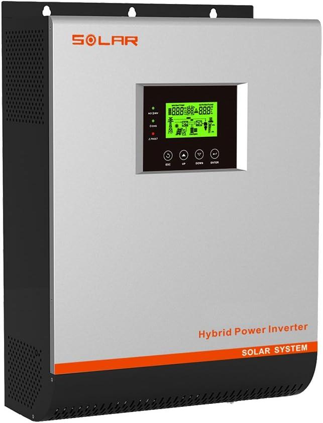 Inversor Solar Híbrido PlusEnergy 3KVA VPM 3KW 24V