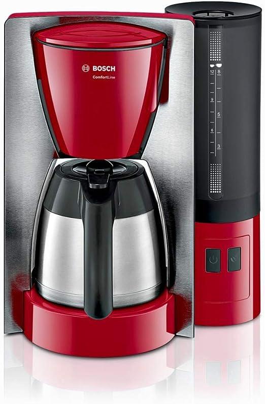 Bosch TKA6A684 - Cafetera (Independiente, 1 L, 1200 W, Antracita ...