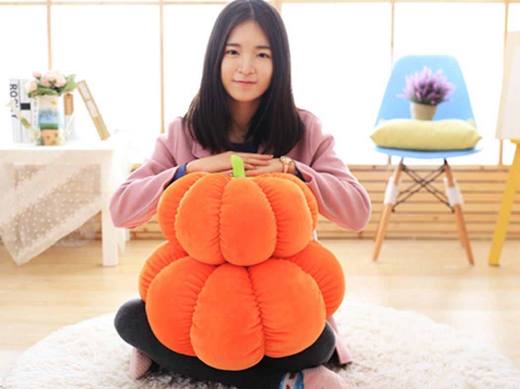 Amazon.com: 2-Pack Halloween calabaza Shape Throw Pillow ...
