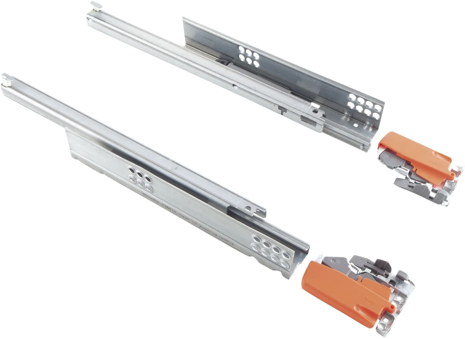 Blum Long Glissiere movento tip on-charge 60 kg sortie totale mm.700
