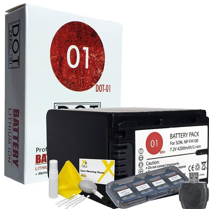 dot-01 Marca Sony A230 batería para Sony A230 Cámara y Sony A230 ...