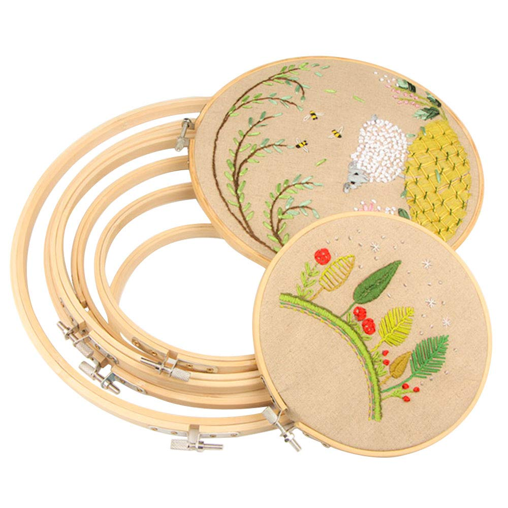 Similane Embroidery Hoops