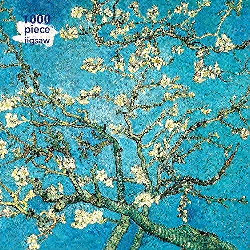 Adult Jigsaw Vincent Van Gogh: Almond Blossom: 1000 Piece Jigsaw