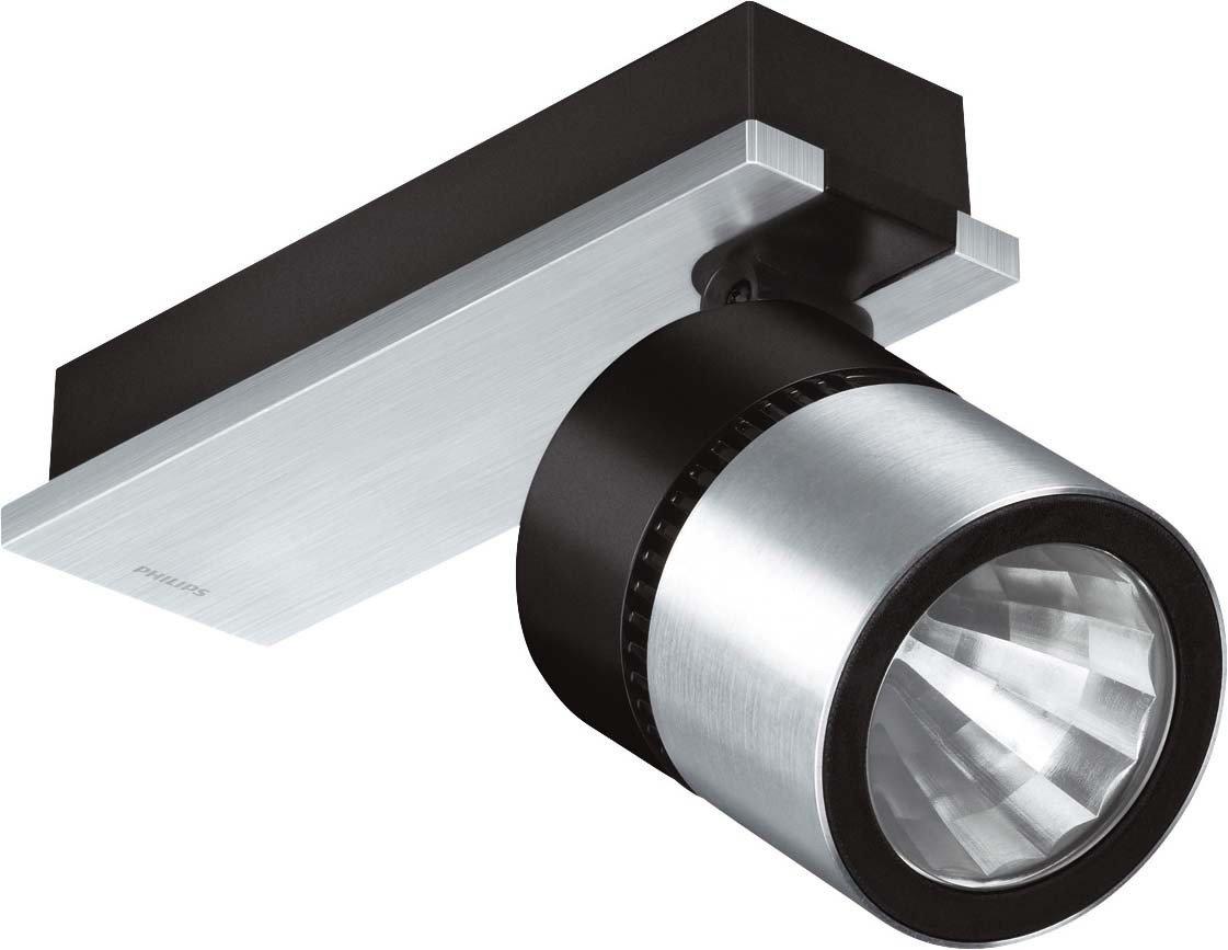 Philips PLS LED-proyector de montaje luz BCG540# 08527000 SLED17 ...