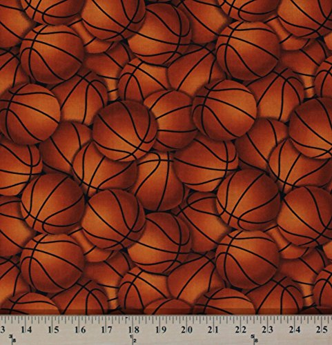 orange sewing fabric - 6